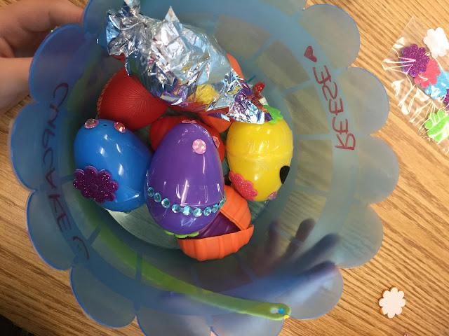 Sensory Easter Eggs