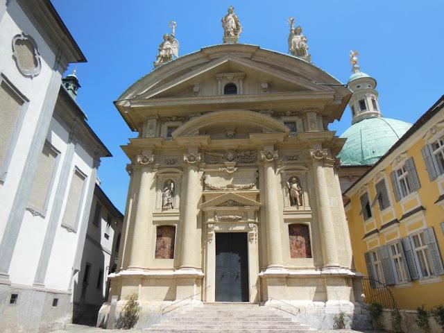 El Mausoleo de Fernando II