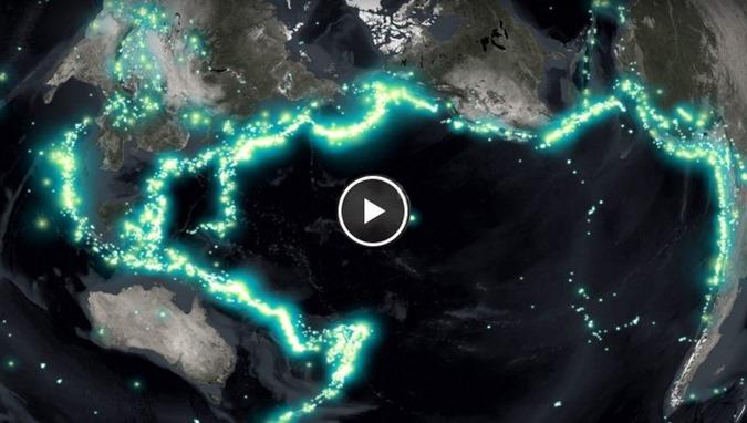 A Terra sofre 144 terremotos grandes