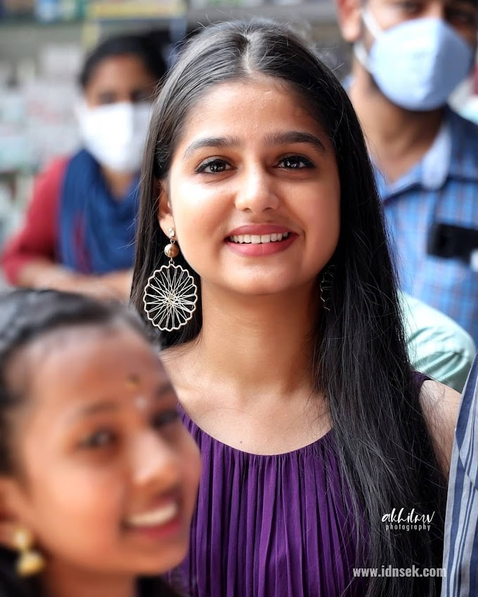 Anaswara Rajan Latest Photo gallery