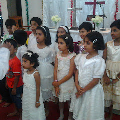 csi church vasai sunday school childrens