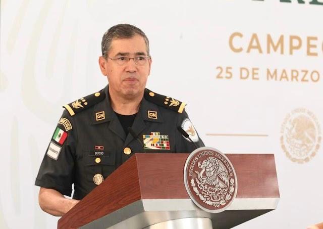 GUARDIA NACIONAL FORTALECE SUS CAPACIDADES OPERATIVAS PARA BRINDAR SEGURIDAD EN CAMPECHE