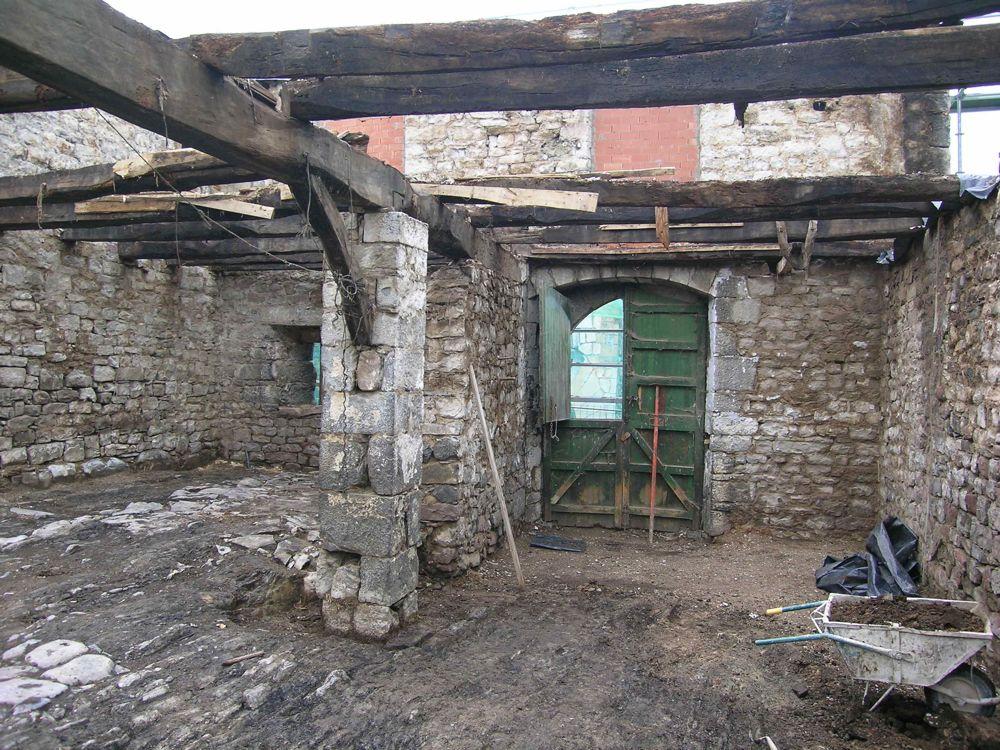 Reconstruccion Torre de Uriz - DSCN8188.JPG