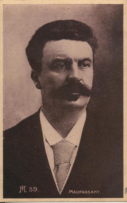 Guy De Maupassant 4, Guy De Maupassant