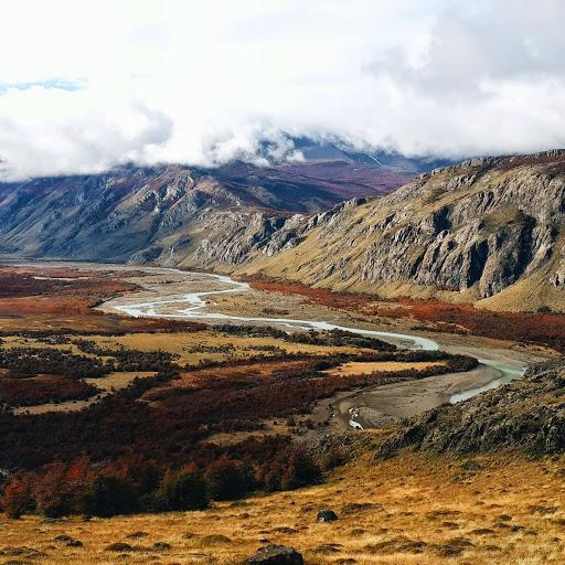 Valle del Rio de las Vueltas. Photographer Sebastian Giannone
