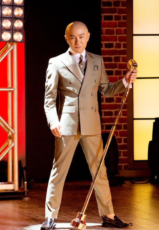 Dicky Cheung Wai-kin / Zhang Weijian China Actor