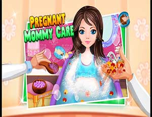 تنزيل لعبة الام الحامل للبنات Pregnant Mommy Care