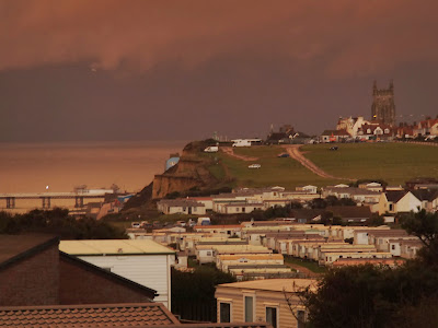 Cromer from Woodhill