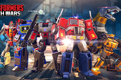 Transformers Earth Wars 1.54.0.19725 Apk + Mod For Android