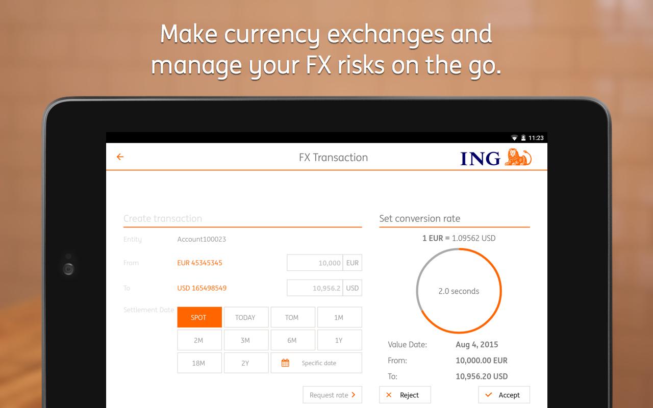 Ing vysya forex card login page