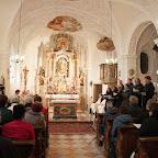 Dankandacht - 350 Jahre Weihe Wallfahrtskirche Heiligwasser - Capella Wilthinensis - 18.10.2015