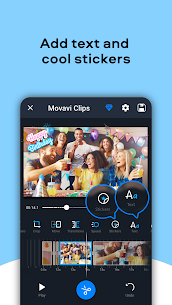 Movavi Clips Premium Mod Apk 4.1.0 (Full Unlocked + No Ads) 7