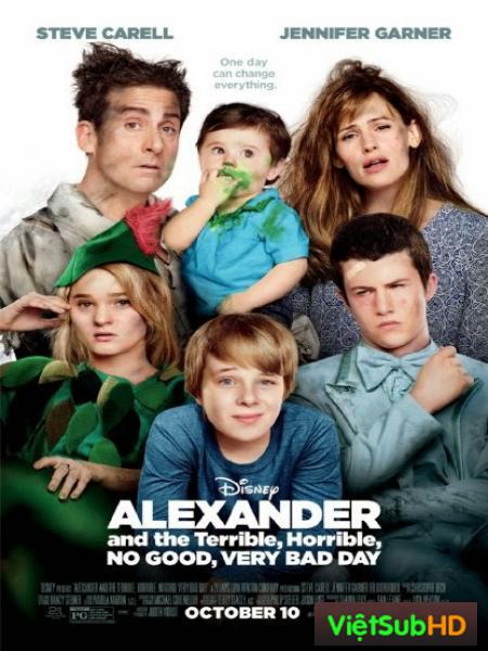 Alexander Và Một Ngày Kinh Khủng, Tồi Tệ, Xui Xẻo