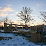 Building of new home in Waukesha, WI - P1030334.JPG