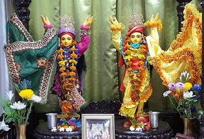 ISKCON New Gaya Japan Deity Darshan 31 August 2016 (3)