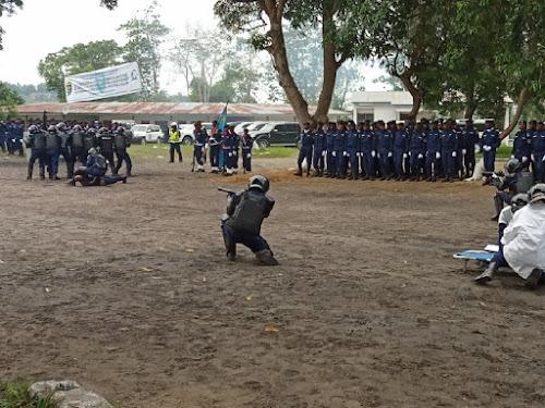 RDC : recrutement des jeunes pour une formation à l'académie de police arabe d'Egypte