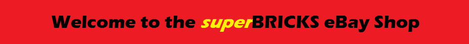 My eBay shop - superBRICKS