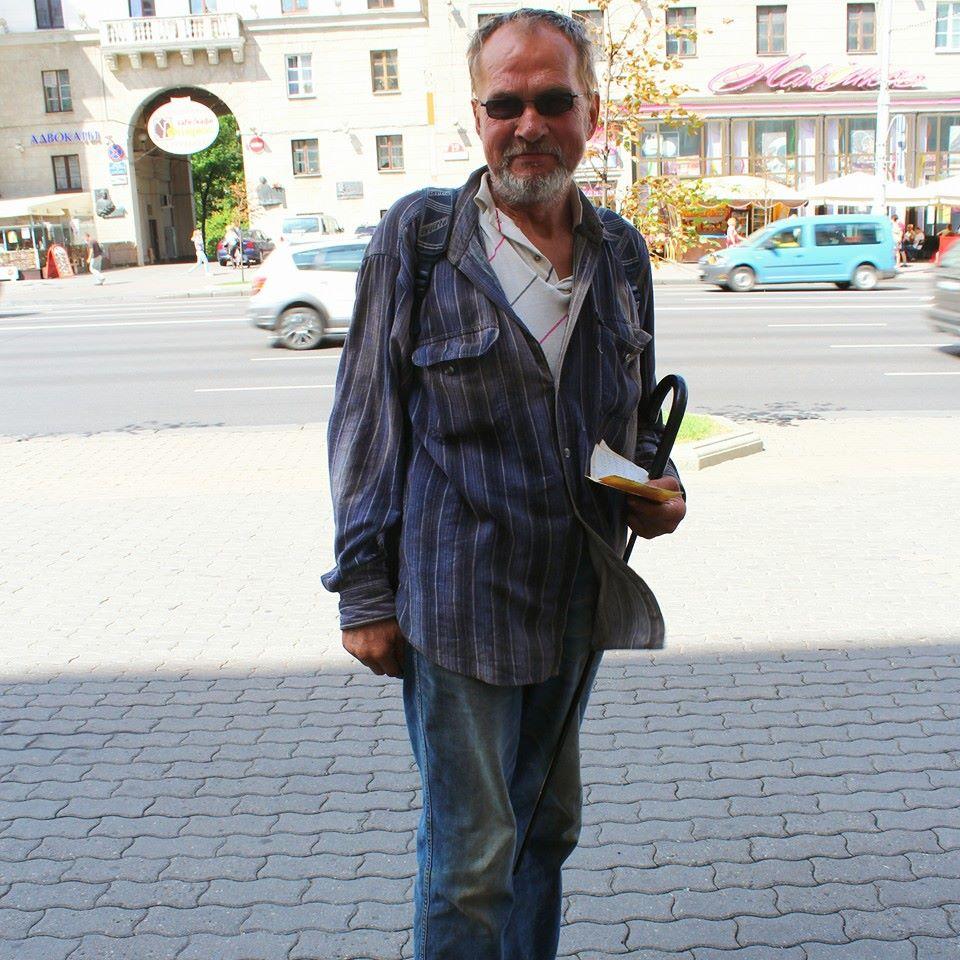 belarus homeless