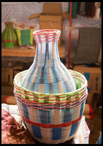 Bambook Vases