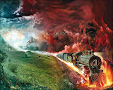 Train In The Fire