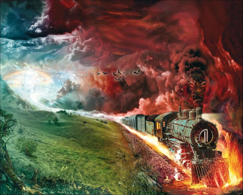 Train In The Fire, Magick Lands 2