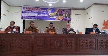 UMSU Beri Beasiswa Penuh Bagi Calon Mahasiswa Hafidz 30 Juz, Kata Wakil Rektor Pada Acara Sosialisasi Penmaru Di Lhokseumawe