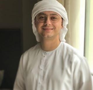 biodata dan profil mostafa atef penyanyi nasyid asal Mesir mursyid