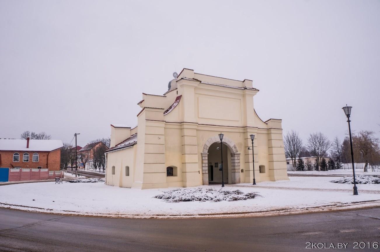 DSC08230 - Зимняя покатушка к резиденции Радзивиллов (Снов-Несвиж-Городея)