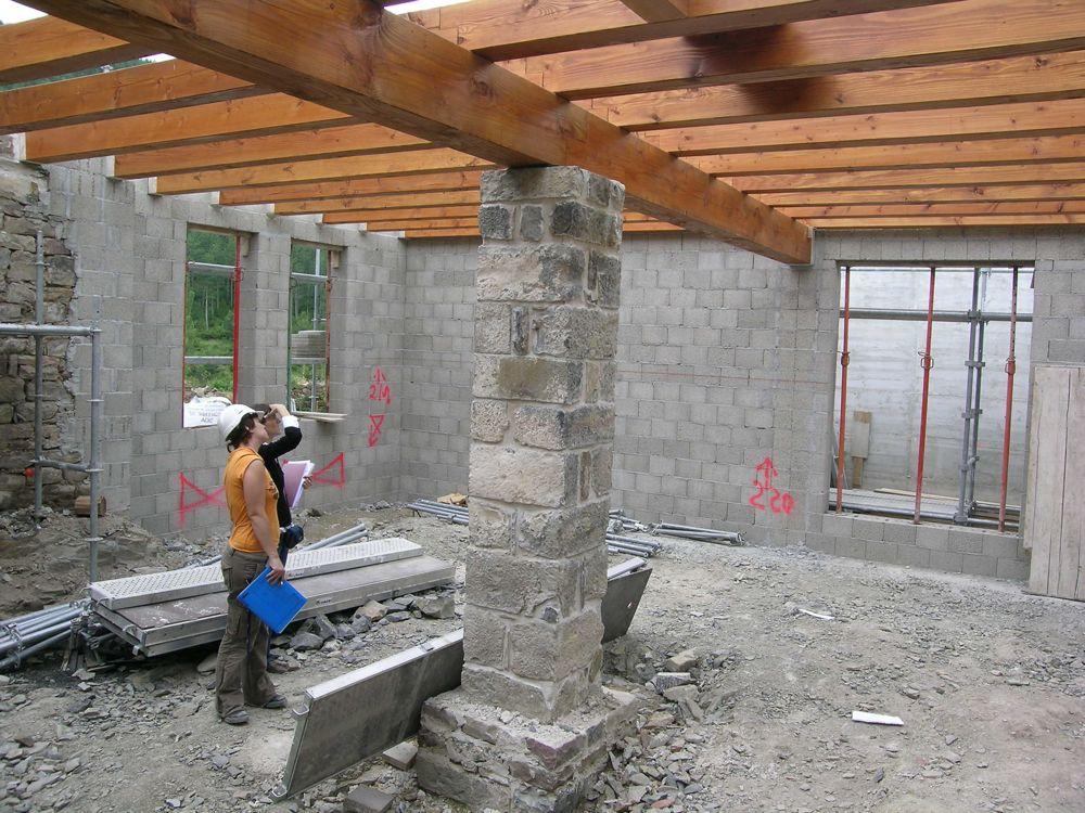 Reconstruccion Torre de Uriz - DSCN9640.JPG