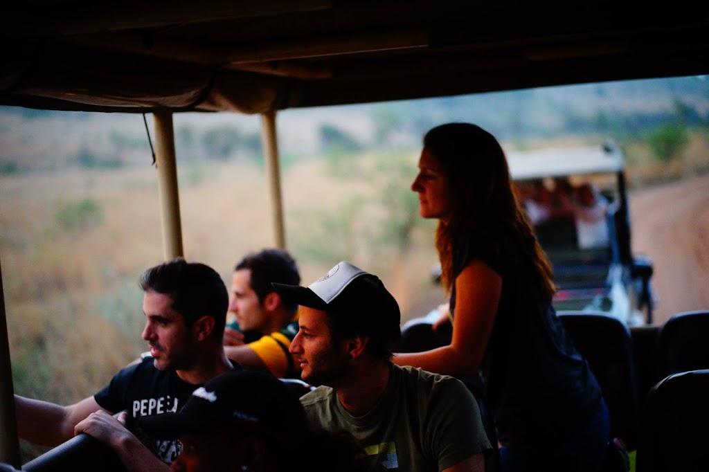 Guided safari at Kruger