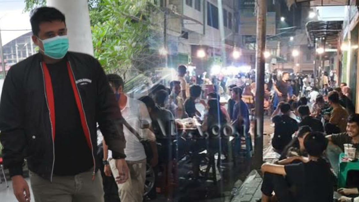 Gubernur Sumut Panggil Bobby Nasution soal Pelanggaran PPKM di Kesawan City