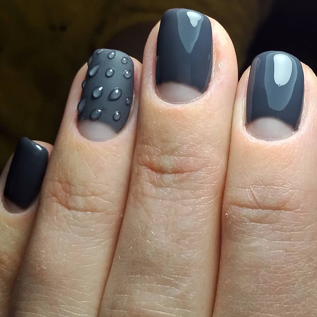 Trending Ideas on Matte Nails Favorable Designs for You - Styles Art
