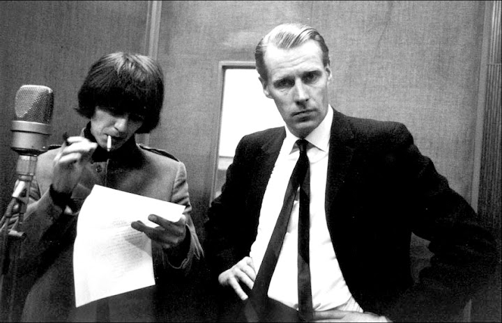 R.I.P. George Martin: the Fifth Beatle