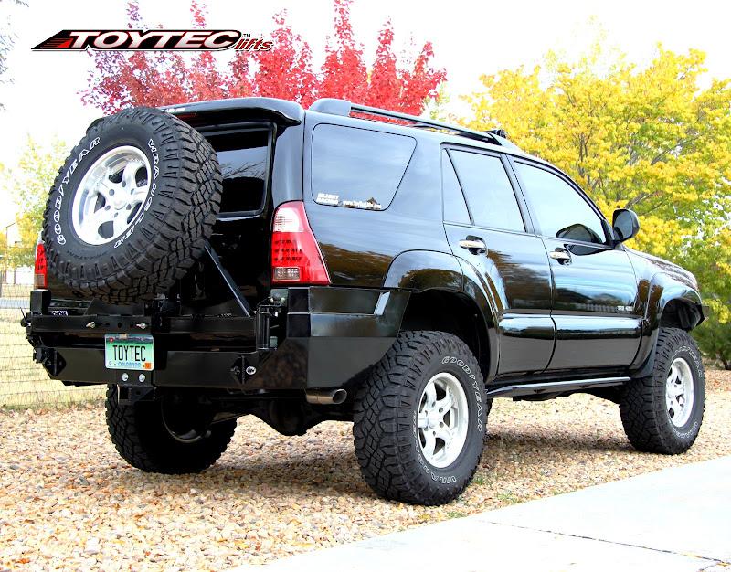 largest tire on a off road trd autos weblog. Black Bedroom Furniture Sets. Home Design Ideas