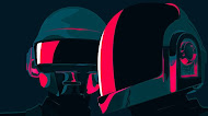 Daft punk minimalist wallpaper HD