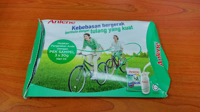Sample Anlene Bone Max
