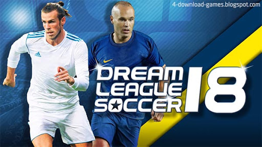 لعبة دريم ليج سوكر 2018 - Dream League Soccer