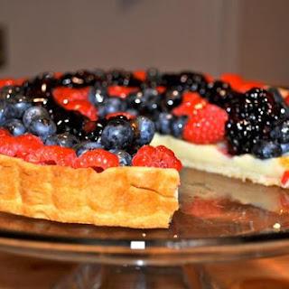 Fresh Seasonal Fruit Tart