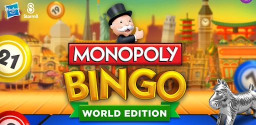 monopoly bingo world edition