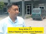 Sony : Kedepan Semoga SMK Citra Pariwisata Menjadi Sekolah Terkemuka Di Kota Bogor Disertai Mutu dan Kualitas