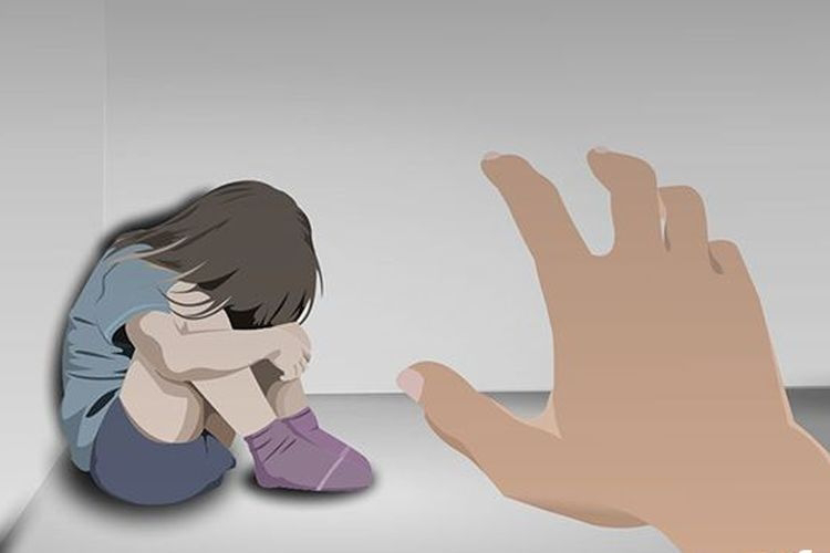 Seorang Ibu di Desa Dago Menangis Mengharap Keadilan Untuk Putrinya Berumur 4 Thn, Diduga Diperkosa Pamannya..
