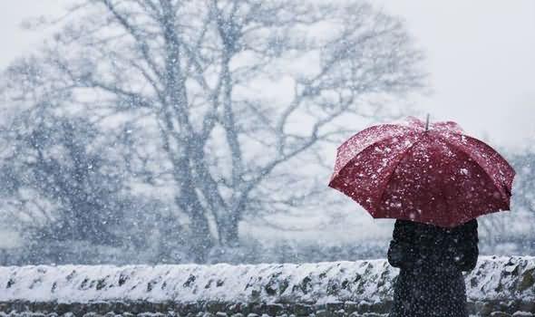 ảnh mùa đông buồn nhất