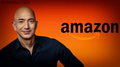Jeff Bezos - Sáng lập của Amazon.com