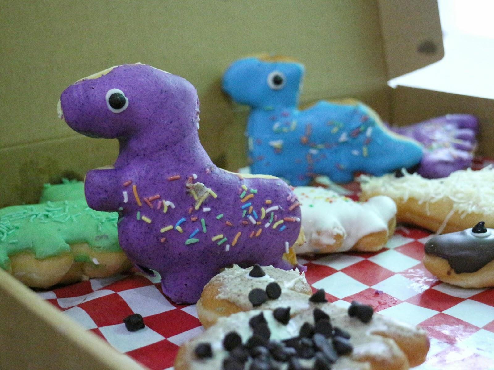 Dino Donuts