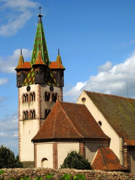 Kirche von Châtenois