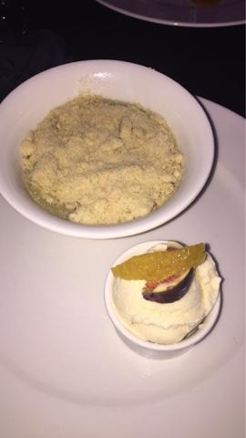 Mc Gettigan's Warm Apple & Blueberry Crumble - Mc Gettigan's Galway Blogger Taste & Tell Evening