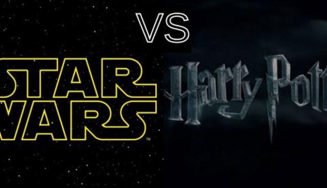 5 razões pelas quais Harry Potter é melhor do que Star Wars