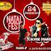 Nesta  segunda(24) tem Natal Fest com Pagode JP e  Cochise Soares no Prime Club em Ruy Barbosa