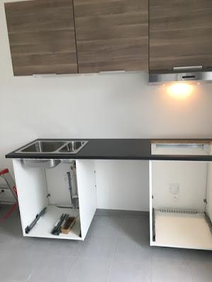 petite cuisine fonctionnelle pour maison location