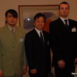 Резиденция Посла Японии в Украине. Вручение подарков К